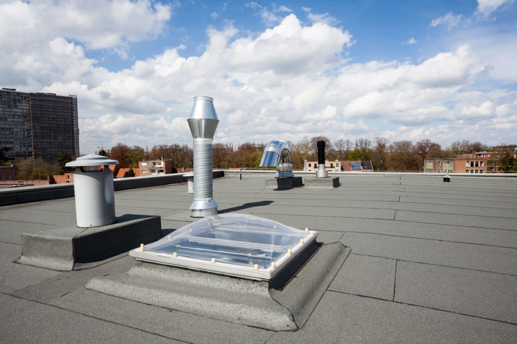Flat Dbr Roofing
